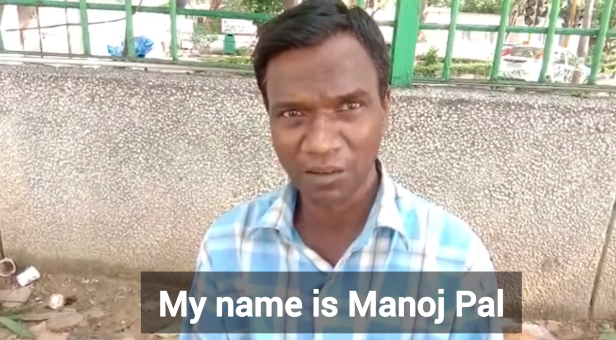 Manoj Pal from Delhi, India